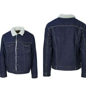 Mens Heavy Denim Levi's Jacket